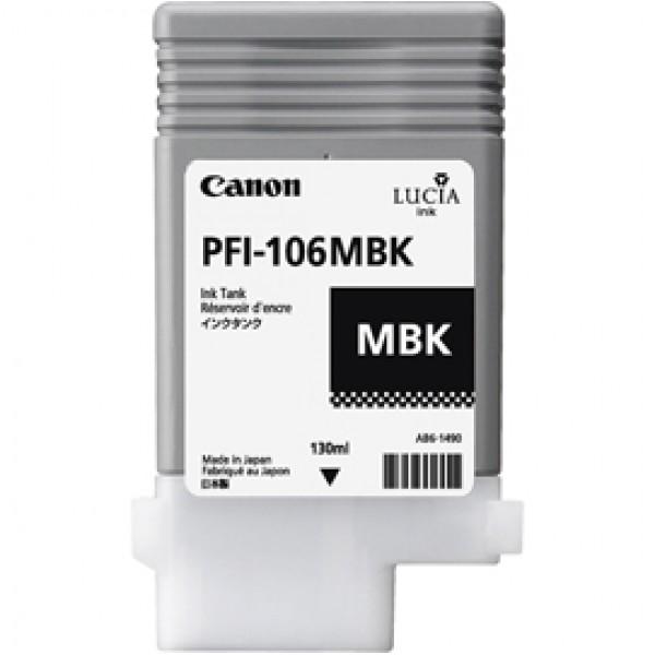 Originale Canon 6620B001AA Serbatoio PFI-106 nero opaco - 6620B001AA