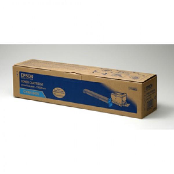 Epson - Toner - Ciano - S050476 - C13S050476 - 14.000 pag