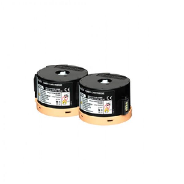 Epson - Toner doppio - Nero - S050710 - C13S050710 - 5.000 x 2 pag
