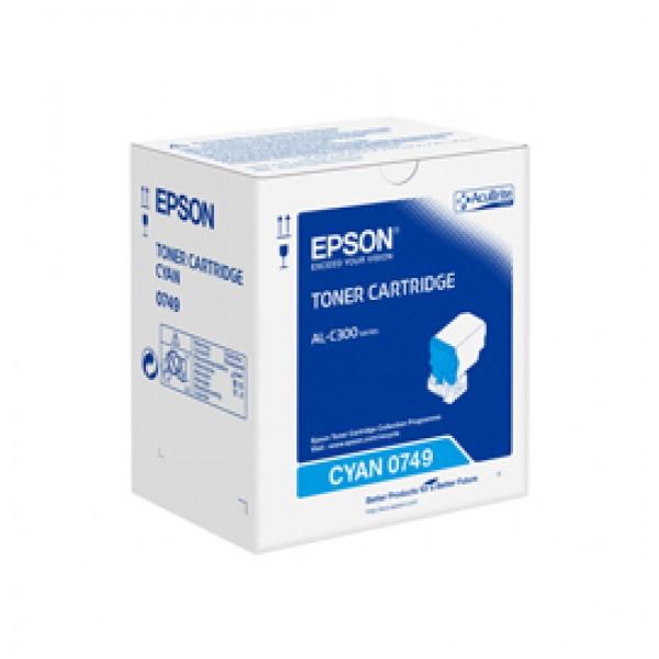 Epson - Toner - Ciano - S050749 - C13S050749 - 8.800 pag