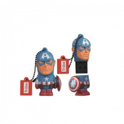 Chiavetta USB Tribe 8GB - Avengers Marvel: Captain America