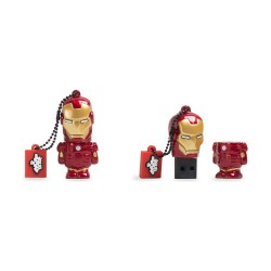 Chiavetta USB Tribe 8GB - Avengers Marvel: Iron Man