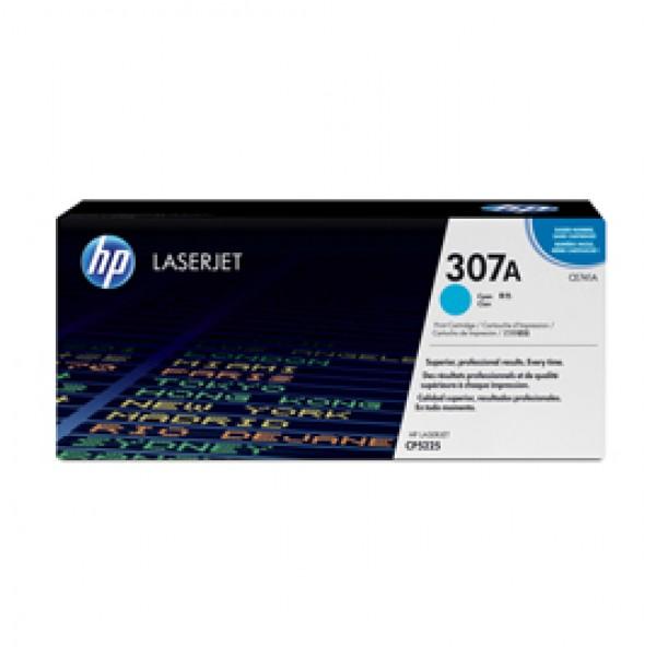 Hp - Toner - 307A - Ciano - CE741A - 7.300 pag