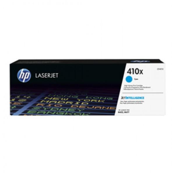 Hp - Toner - 410X - Ciano - CF411X - 5.000 pag