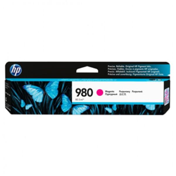 Hp - Cartuccia ink - 980 - Magenta - D8J08A - 6.600 pag