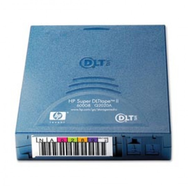 CARTUCCIA DATI HP SUPER DLT II DA 600GB. - Q2020A