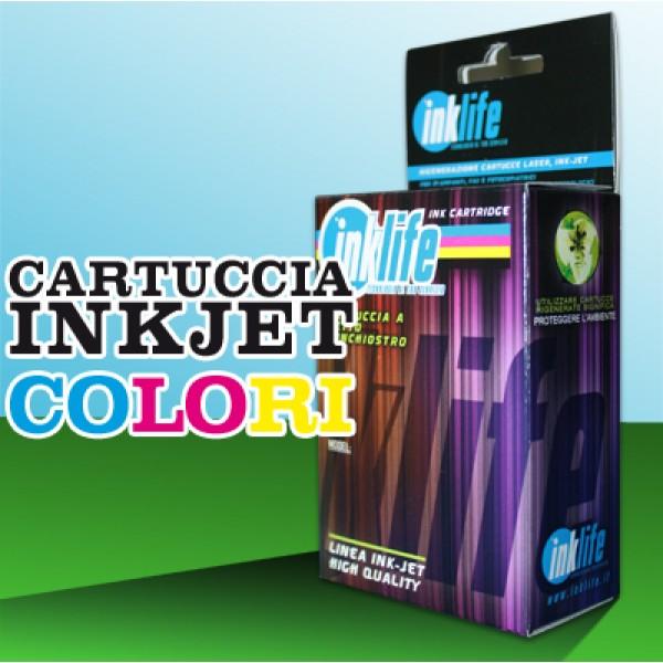 Compatibile Inklife Kodak 10C XL - Tricolor 60 ML