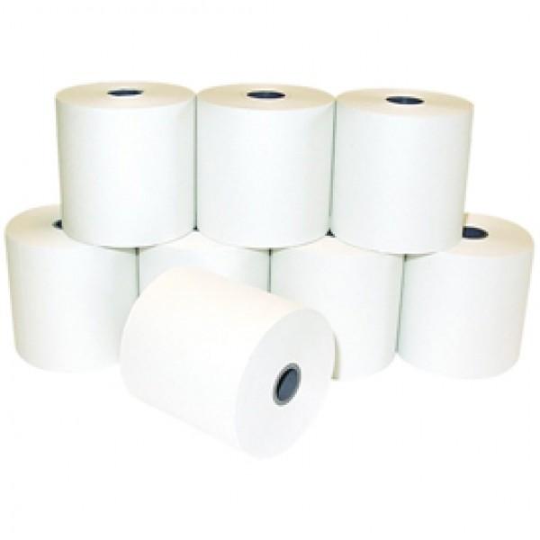 Rotolo per calcolatrice Logos 694 - carta termica - 57 mm x 47 mt - Olivetti - scatola 10 pezzi