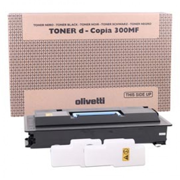 Olivetti - Toner - Nero - B0567 - 34.000 pag