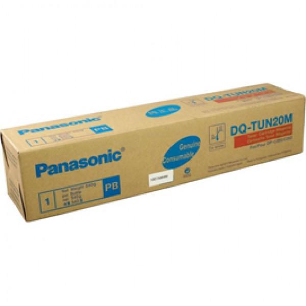 Panasonic - Toner - Magenta - DQ-TUN20M-PB - 20.000 pag