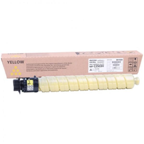 Ricoh - Toner - Giallo - 841926 - 7.910 pag