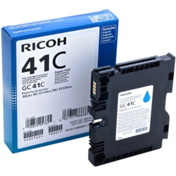 Ricoh - Toner - Ciano - 405762 - 2.200 pag