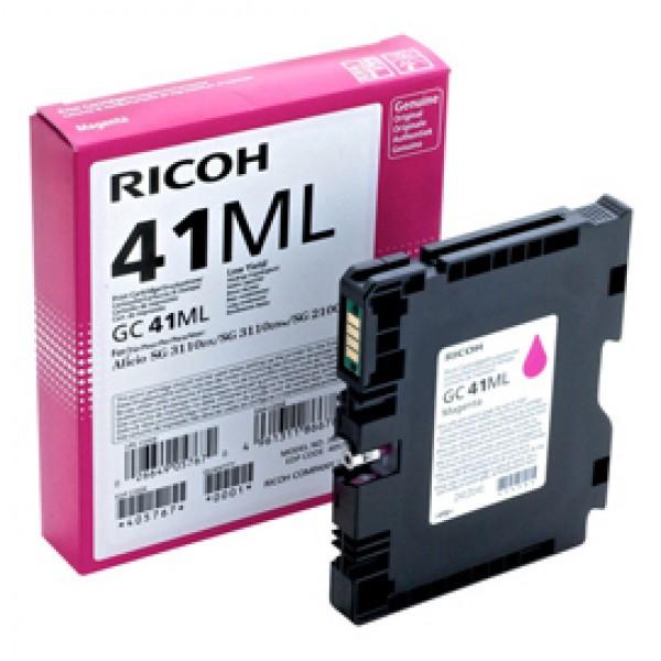 Ricoh - Toner - Magenta - 405767 - 600 pag