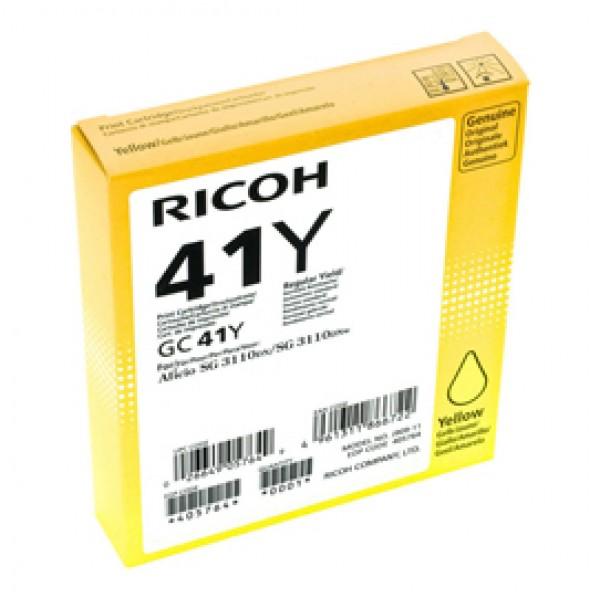 Ricoh - Toner - Giallo - 405764 - 2.200 pag