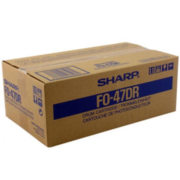 Sharp - Tamburo - Nero - FO47DR - 20.000 pag