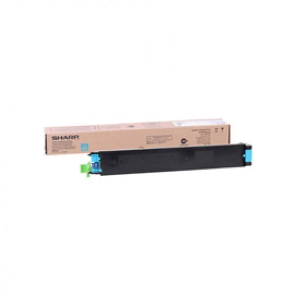 Sharp - Toner - Ciano - MX27GTCA - 15.000 pag
