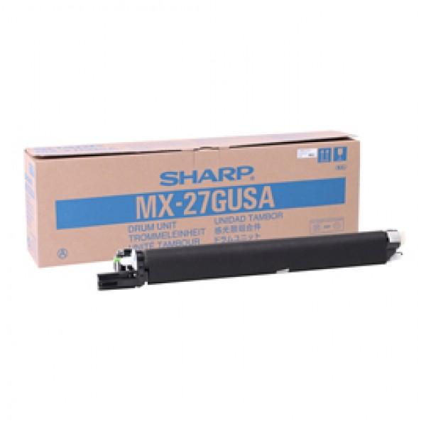 Sharp - Tamburo - C/M/Y/K - MX27GUSA - C/M/Y 60.000 pag / K 100.000 pag