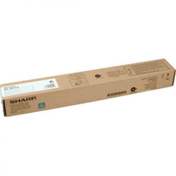 Sharp - Toner - Ciano - MX31GTCA - 15.000 pag