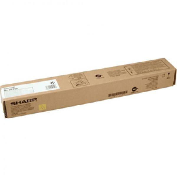 Sharp - Toner - Giallo - MX31GTYA - 15.000 pag