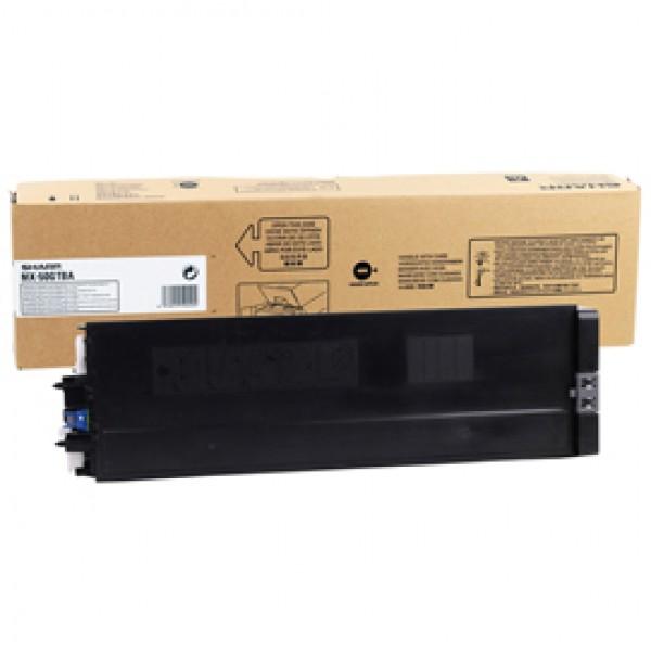 Sharp - Toner - Nero - MX50GTBA - 36.000 pag