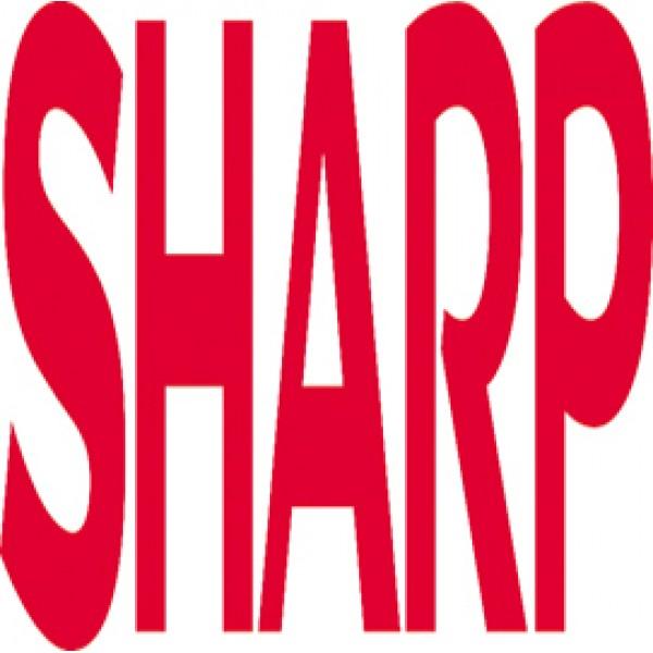 Sharp - Toner - Nero - MX62GTBA - 65.000 pag