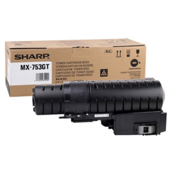 Sharp - Toner - Nero - MX753GT - 83.000 pag