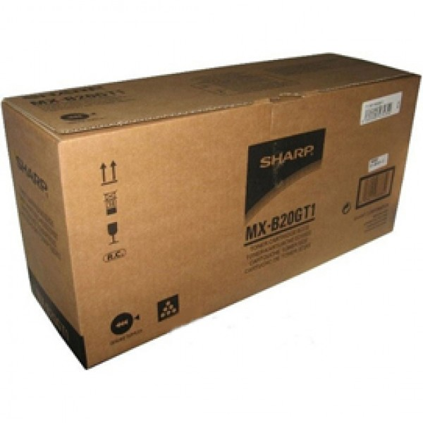 Sharp - Toner - Nero - MXB20GT1 - 8.000 pag