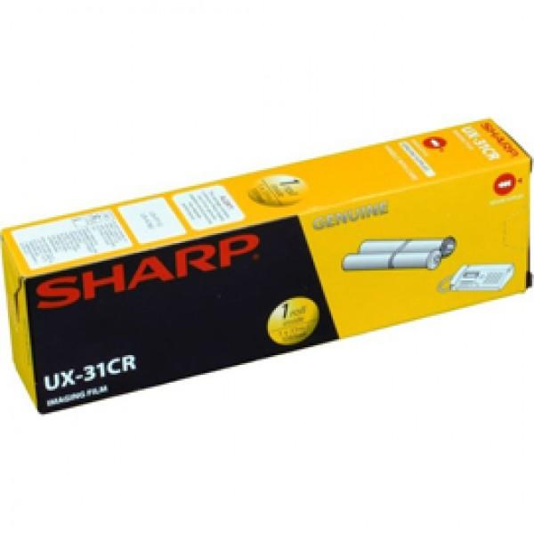 Sharp - Nastro - Nero - UX31CR - 100 pag