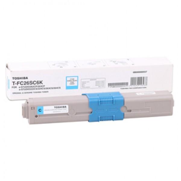 Toshiba - Toner - Ciano - 6B000000557 - 6.000 pag