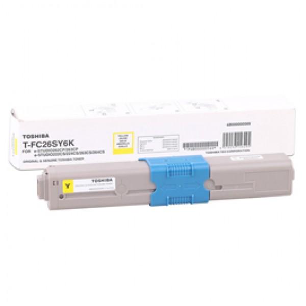 Toshiba - Toner - Giallo - 6B000000569 - 6.000 pag