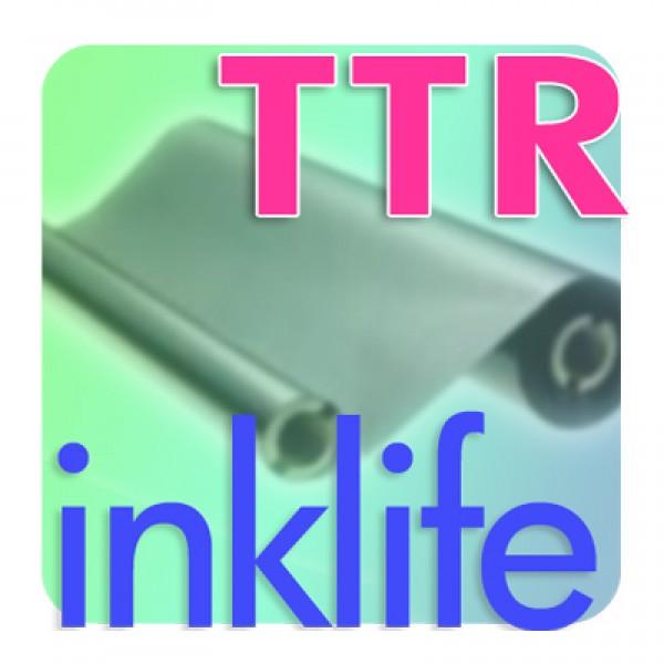 TTR nastro fax compatibile per PANASONIC KX-FA135X e KX-FA136X