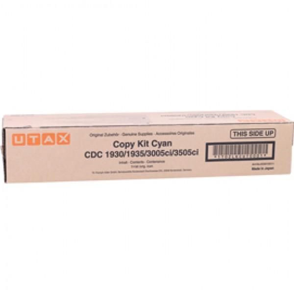 Utax - Copy Kit - Ciano - 653010011 - 15.000 pag