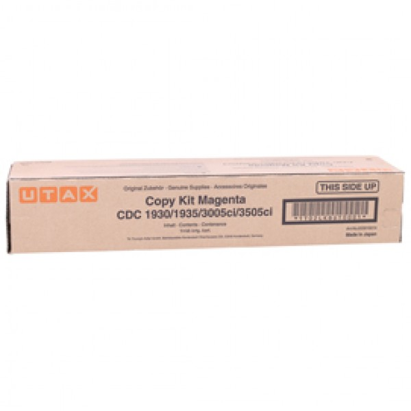 Utax - Copy Kit - Magenta - 653010014 - 15.000 pag