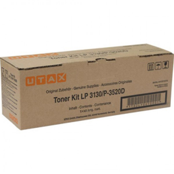 Utax - Toner - Nero - 4413010010 - 2.500 pag