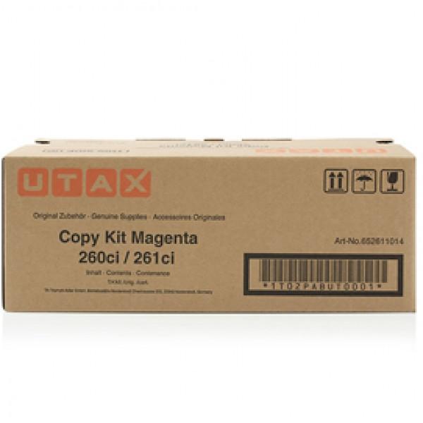Utax - Toner - Magenta - 652611014 - 3.700 pag