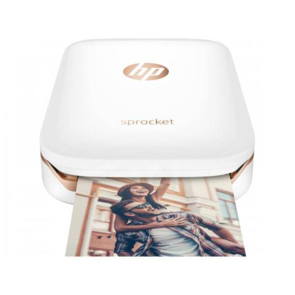 Stampante fotografica a sublimazione HP Sprocket White